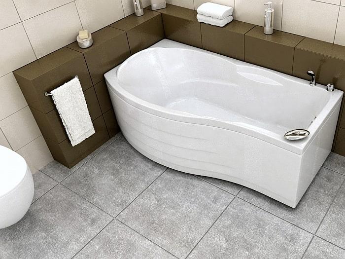 Как выбрать акриловую ванну и не сделать ошибки