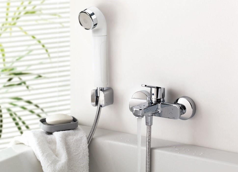 Смеситель для ванны и душа Grohe Euroeco 32743000