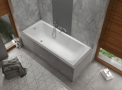 Чугунная ванна Универсал Ностальжи 150x70