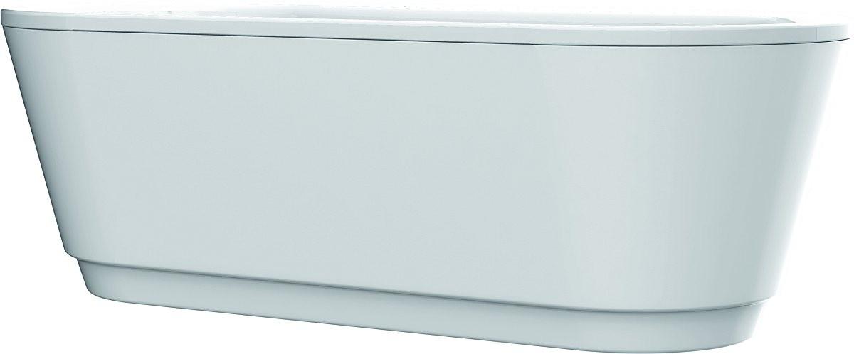 Стальная ванна BLB Duo Comfort Oval 180x80