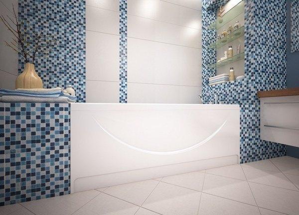 Акриловая ванна Метакам Standart 170x70