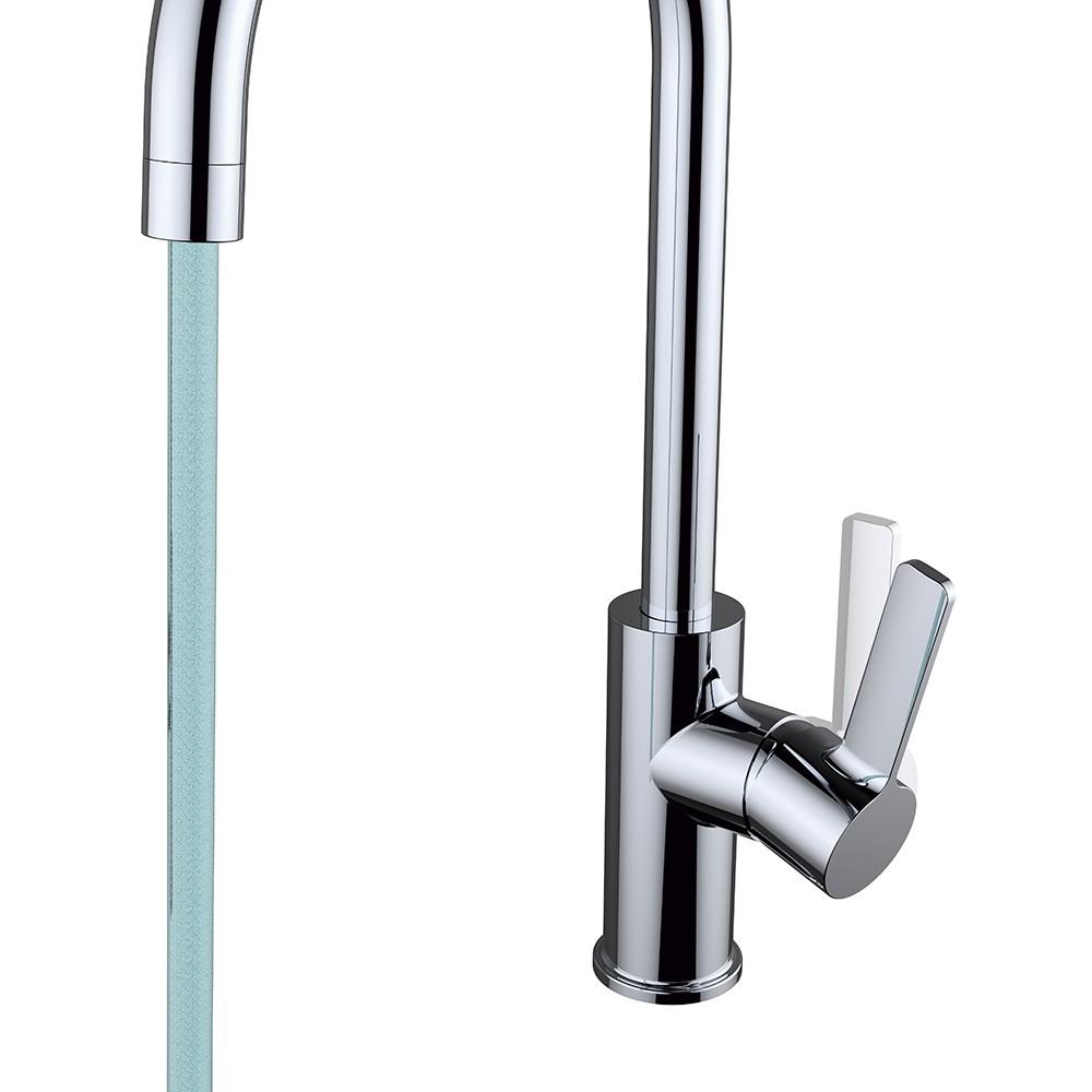 Смеситель для кухонной мойки с выходом для питьевой воды Clever Osmosis 61101