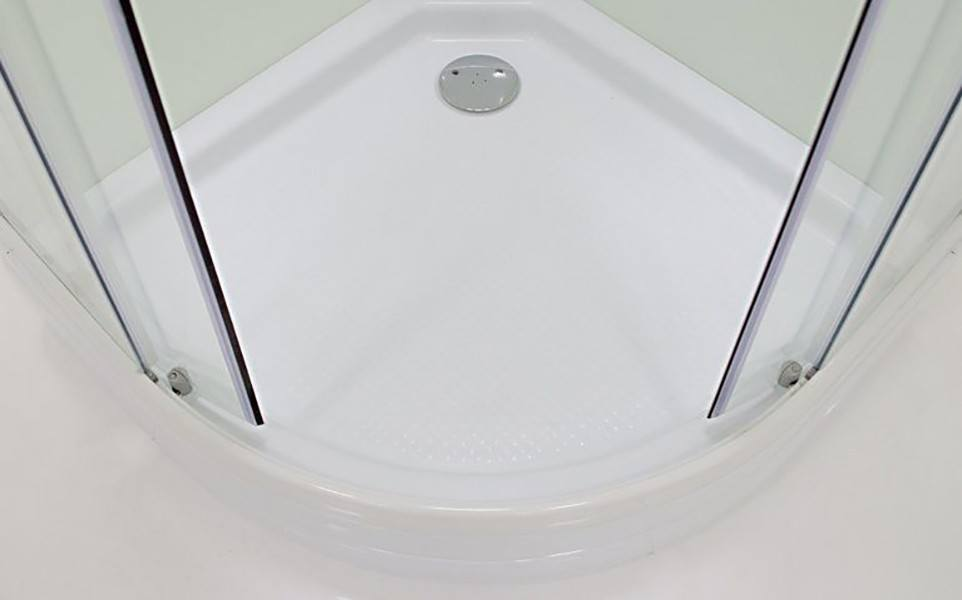 Душевая кабина Triton Стандарт А Узоры с душевым набором ДН4 90x90