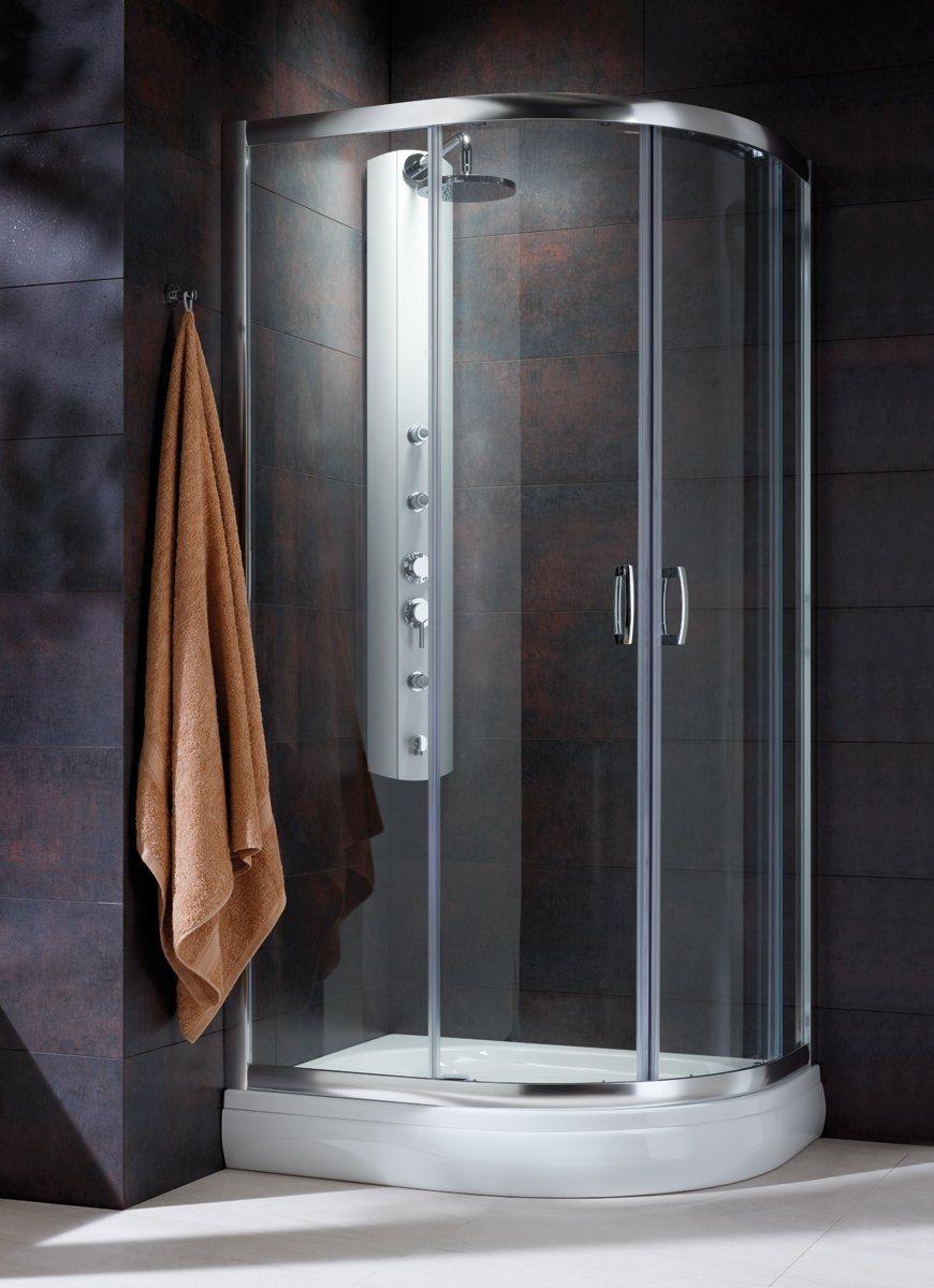 Душевой уголок Radaway Premium Plus E 1900 120x90x190 (прозрачное стекло)