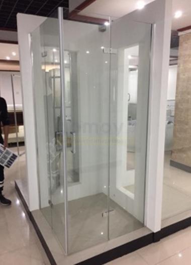 Душевой уголок Coliseum Зодиак Гала 90 90x90 стекло прозрачное