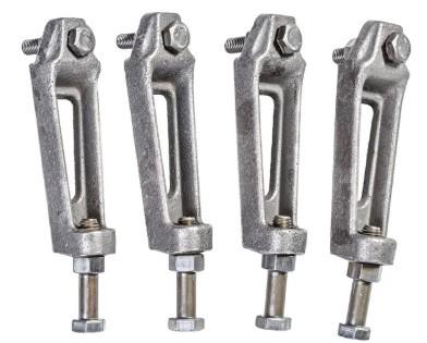 Ножки регулируемые Wotte