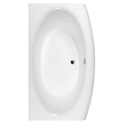 Акриловая ванна Artel Plast Эльмира 180x87