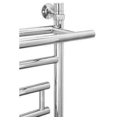 Полотенцесушитель водяной ZorG Supreme Plus с полочкой 500/1000 R500
