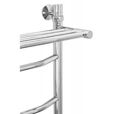 Полотенцесушитель водяной ZorG Tiida Plus с полочкой 500/1000 R500
