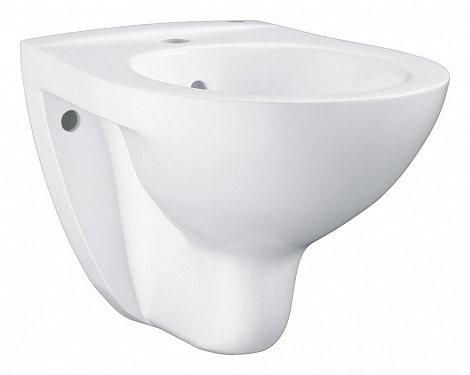 Биде подвесное Grohe Bau Ceramic альпин-белый