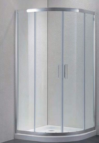 Душевой уголок Adema Glass Line 90 прозрачное стекло