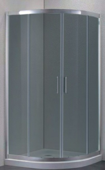 Душевой уголок Adema Glass Line 90 тонированное стекло