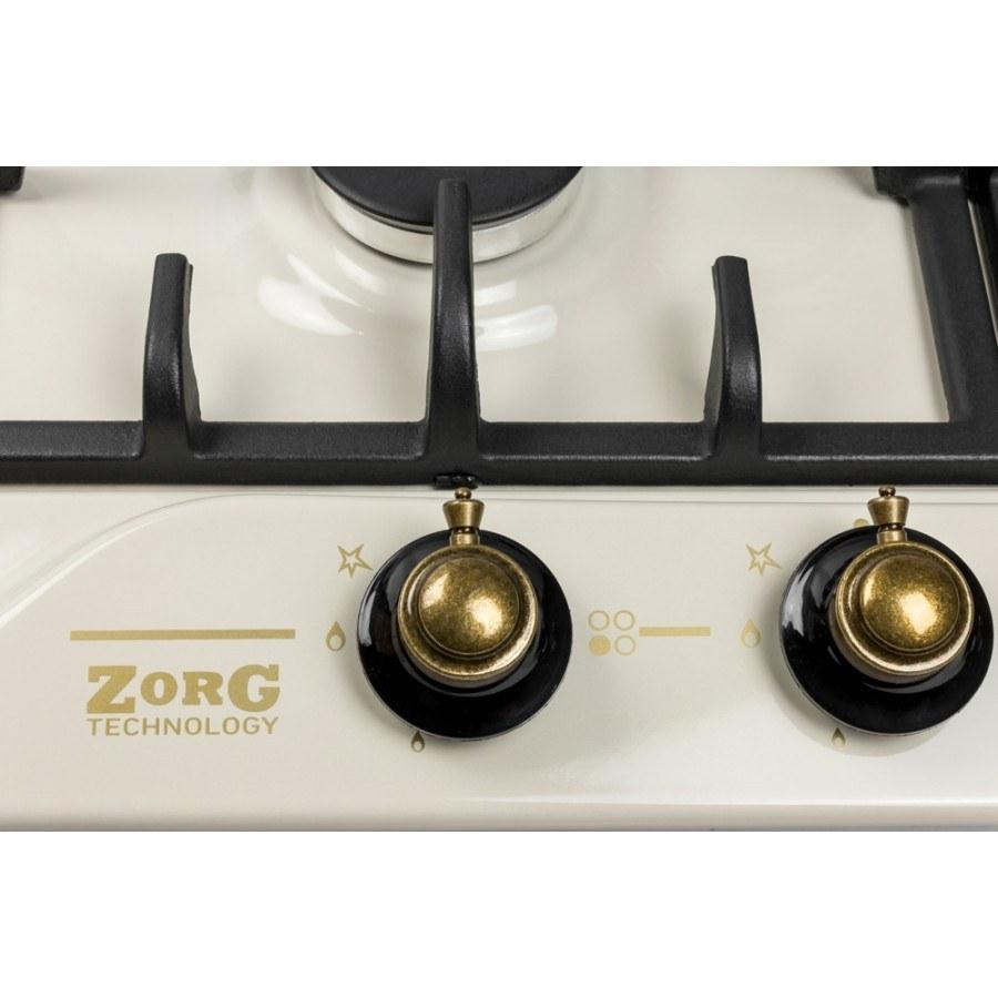 Газовая варочная панель Zorg Technology BP5 FD RCR EMY (Уценка)
