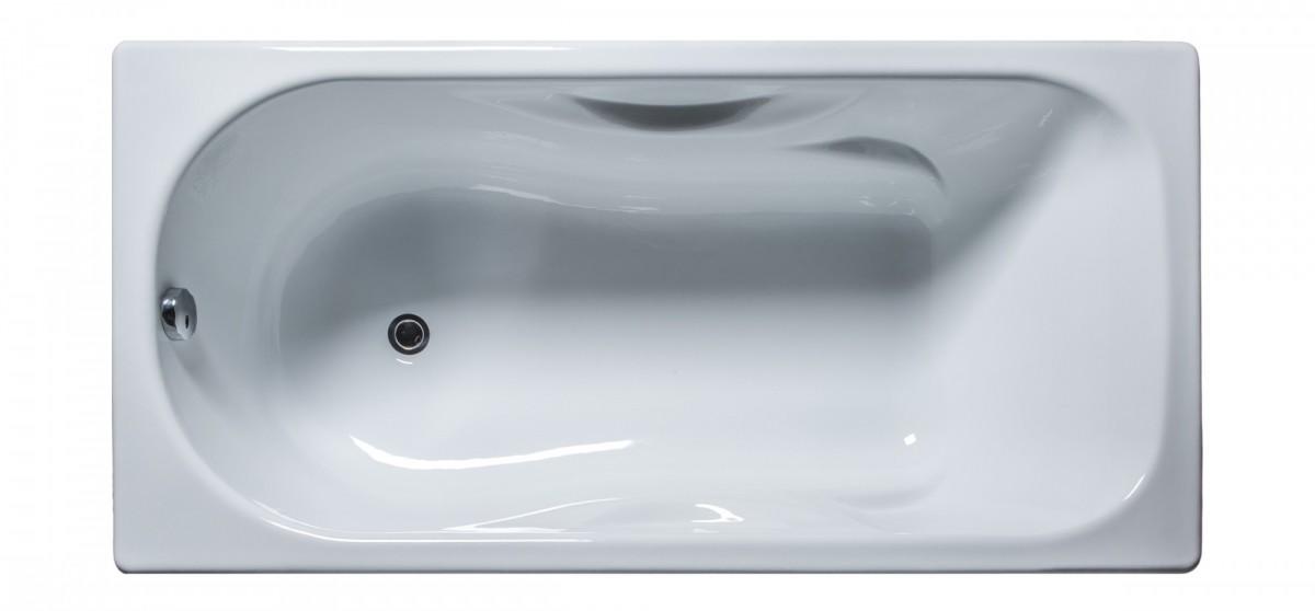 Чугунная ванна Универсал Сибирячка 170x75