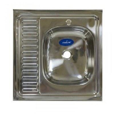 Кухонная мойка Mixline 60x60 (0,4) лев вып 1 1/2 16 см