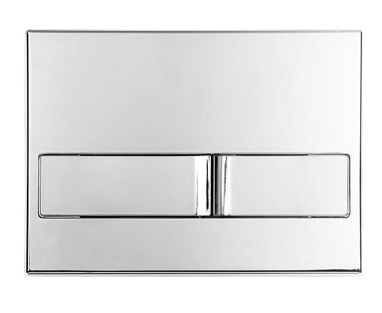 Инсталляция Berges Novum кнопка L3 хром глянец