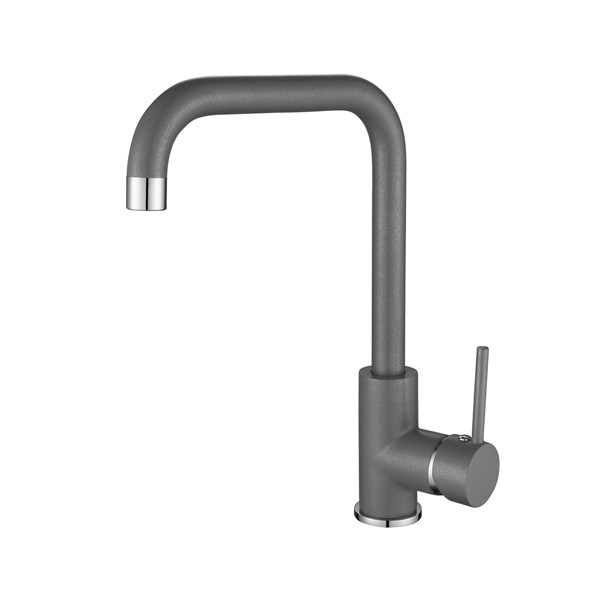 Смеситель для кухни AquaSanita Mirrus 5063 202 Alumetallic
