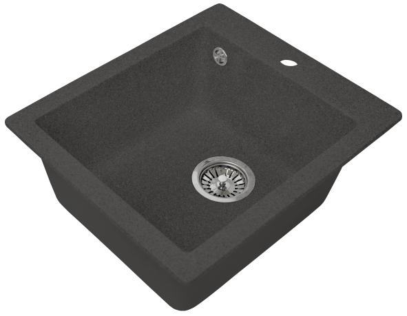 Мойка кухонная GS 17 308 черная