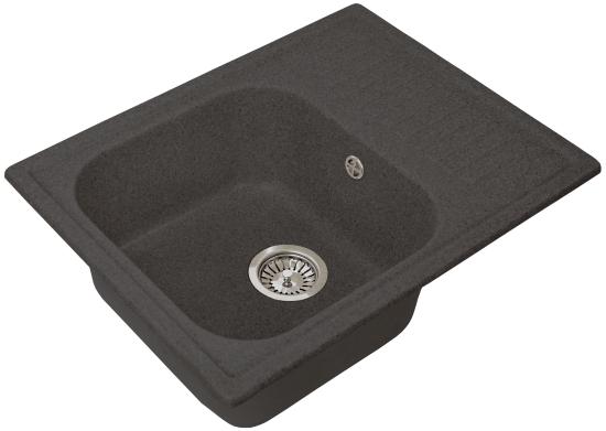 Мойка кухонная GS 13 308 черная
