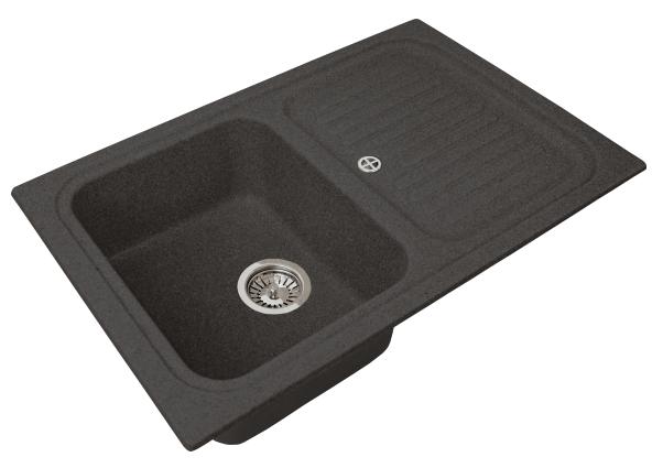 Мойка кухонная GS 78 308 черная