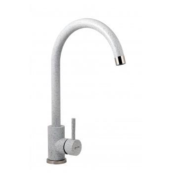 Смеситель для кухонной мойки Gran-Stone GS 103 310 серый