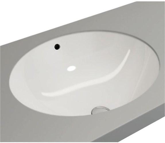 Умывальник встраиваемый снизу Bocchi Parma 1384-001-0125 56x45