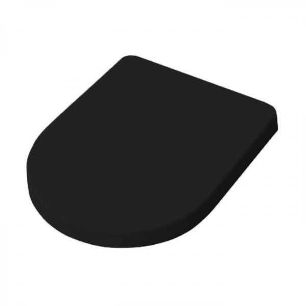 Сиденье V-Tondo толстое быстросъемное Soft Close A0301-004