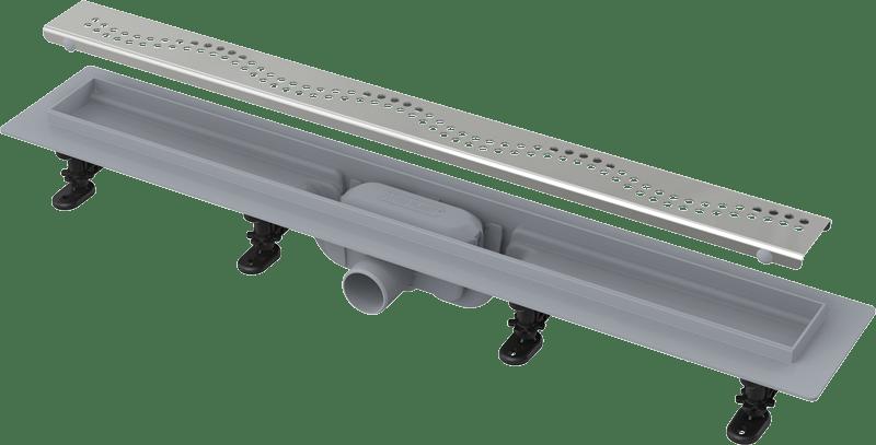 Водоотводящий желоб с решеткой Alcaplast APZ8-950M Simple