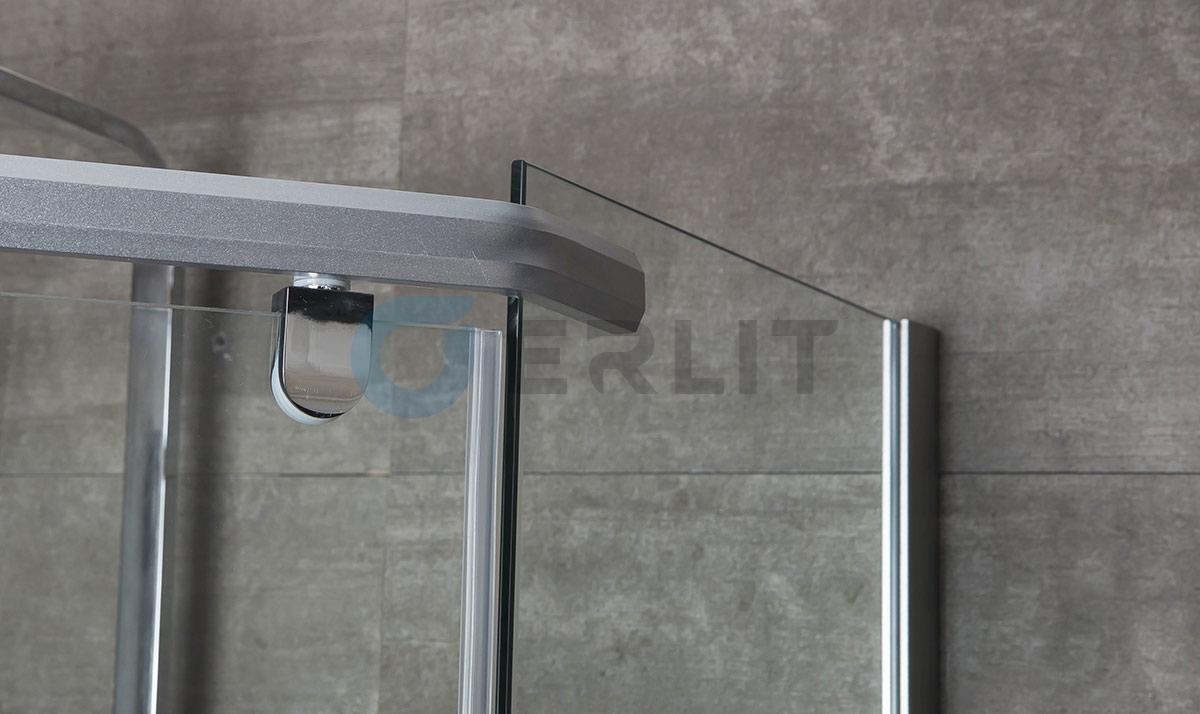 Душевой уголок Erlit ER 10109V-C1 90x90