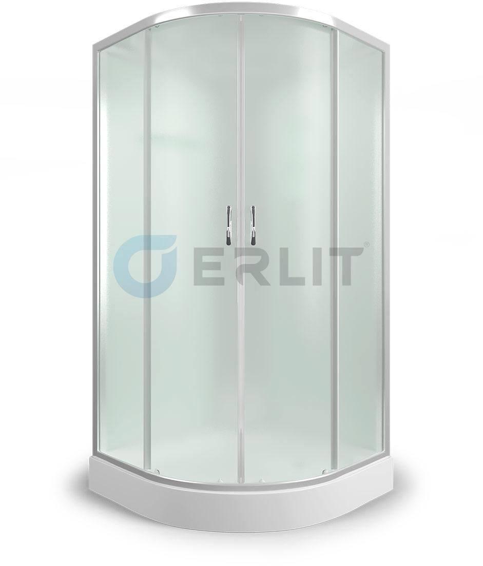 Душевая кабина Erlit ER3509P-C3 90x90