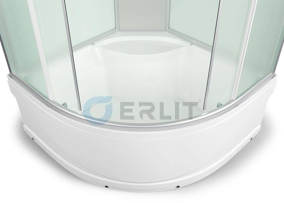 Душевая кабина Erlit ER4510TP-C3 100x100