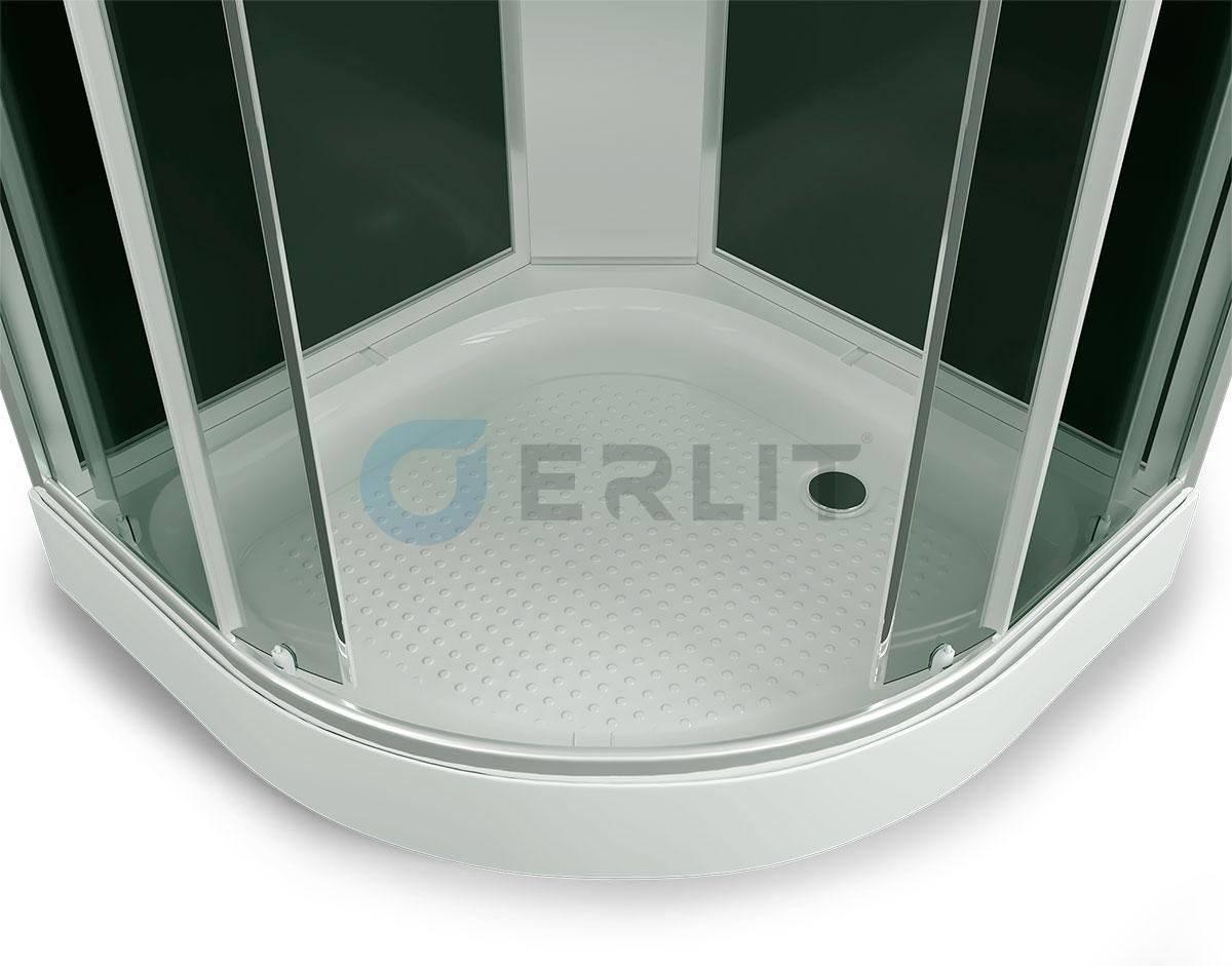 Душевая кабина Erlit ER4510P-C4 100x100