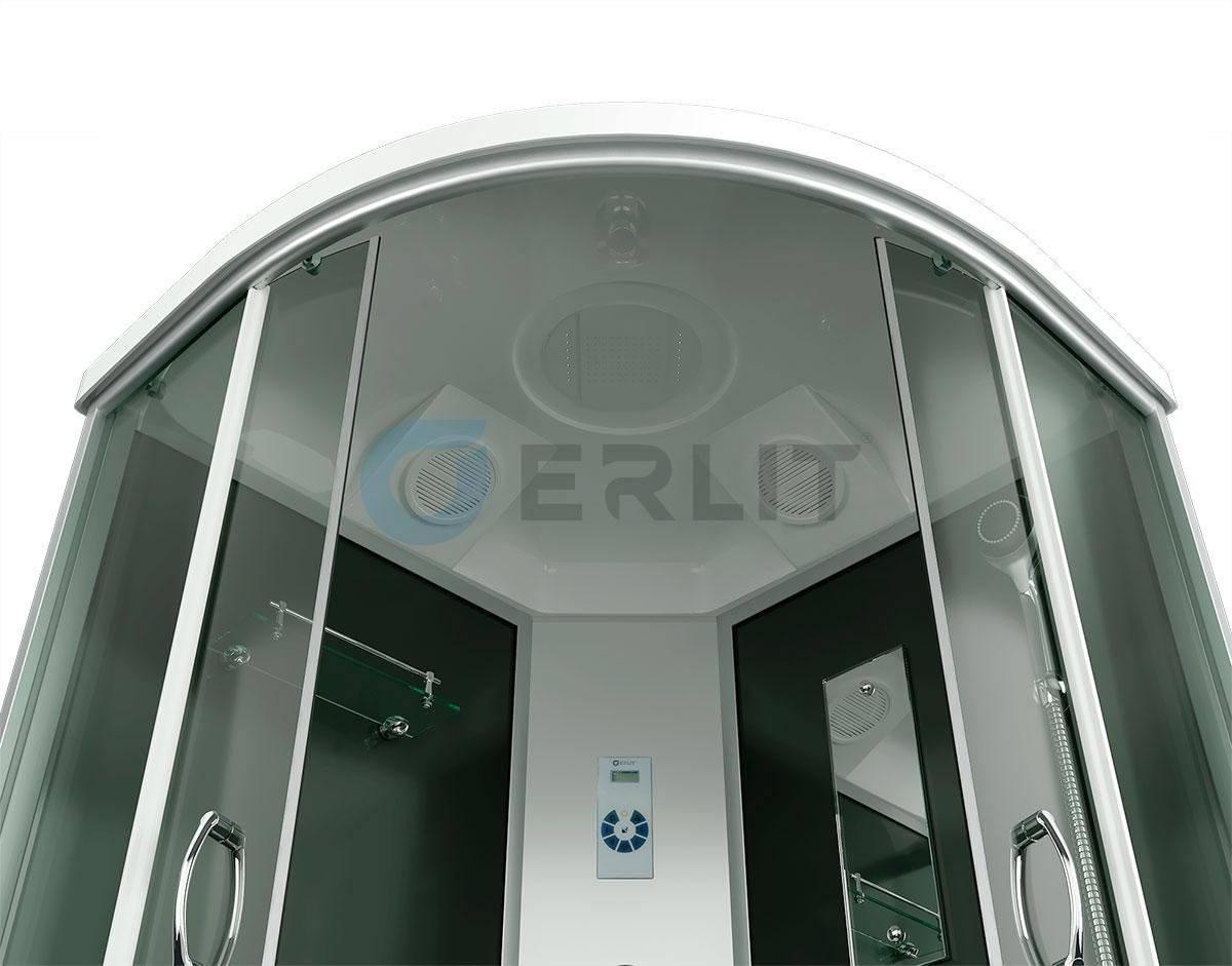 Душевая кабина Erlit ER4510TP-C4 100x100