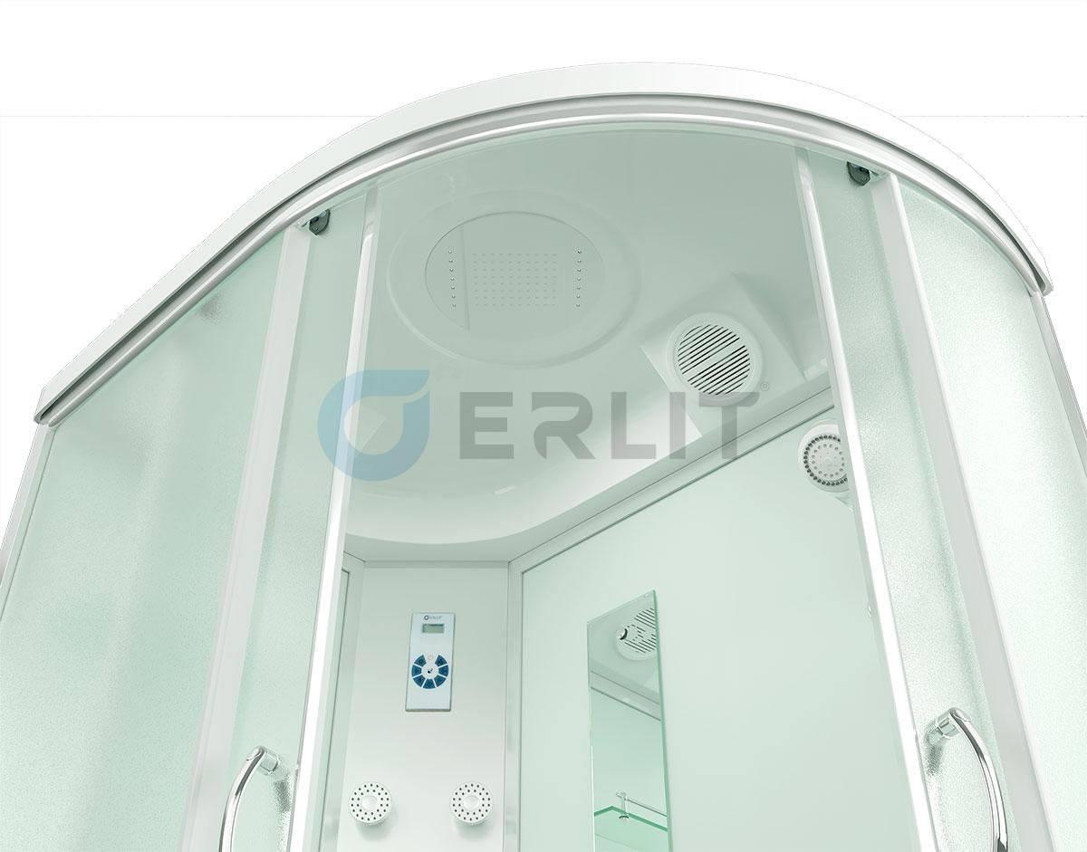 Душевая кабина Erlit ER4512PR-C3 120x80