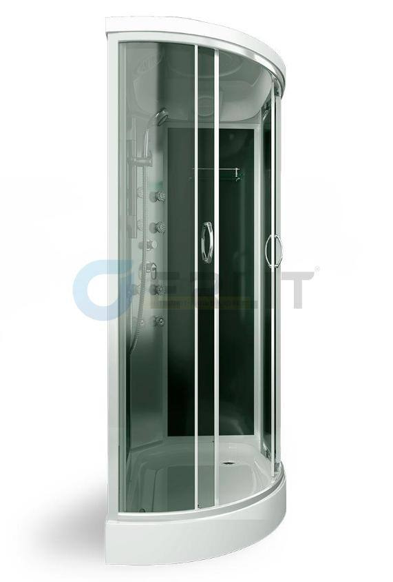 Душевая кабина Erlit ER4512PL-C4 120x80