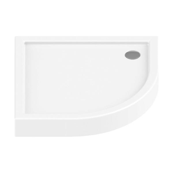 Душевой поддон New Trendy Columbus R55 100x100 см (B-0253)