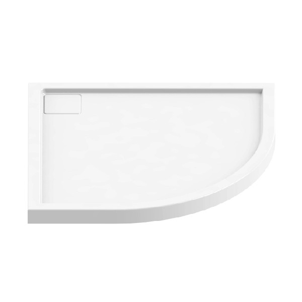 Душевой поддон New Trendy Lido R55 90x90 см (B-0312)