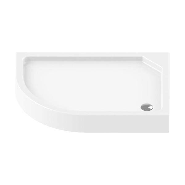 Душевой поддон New Trendy New Maxima П 100x80 см (B-0283)
