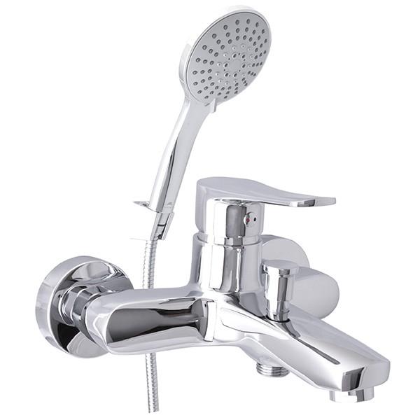 Смеситель для ванной Rubineta Nica-10/K