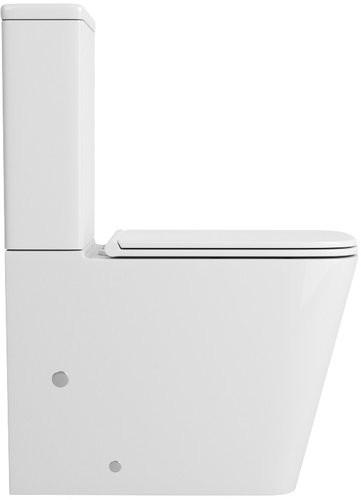 Унитаз-компакт OWL Vatter Ruta-G 60,5x34 сиденье Duroplast с микролифтом