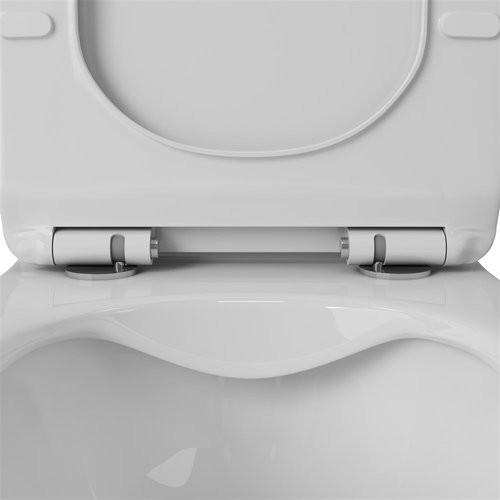 Унитаз-компакт OWL Eter Cirkel-G 65,5x38,5 сиденье Duroplast с микролифтом
