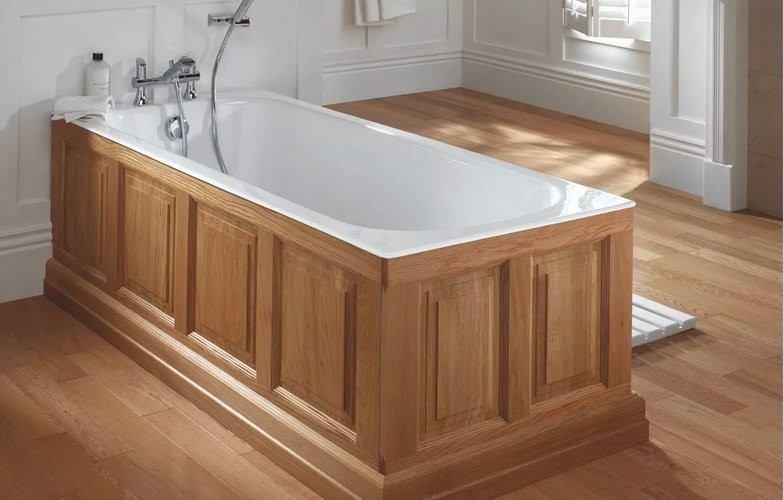 Чугунная ванна Maroni Orlando 150x70 с ножками