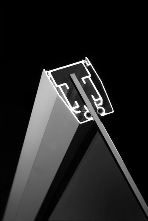Душевой уголок Radaway Almatea PDJ 90 90x90 прозрачное/хром