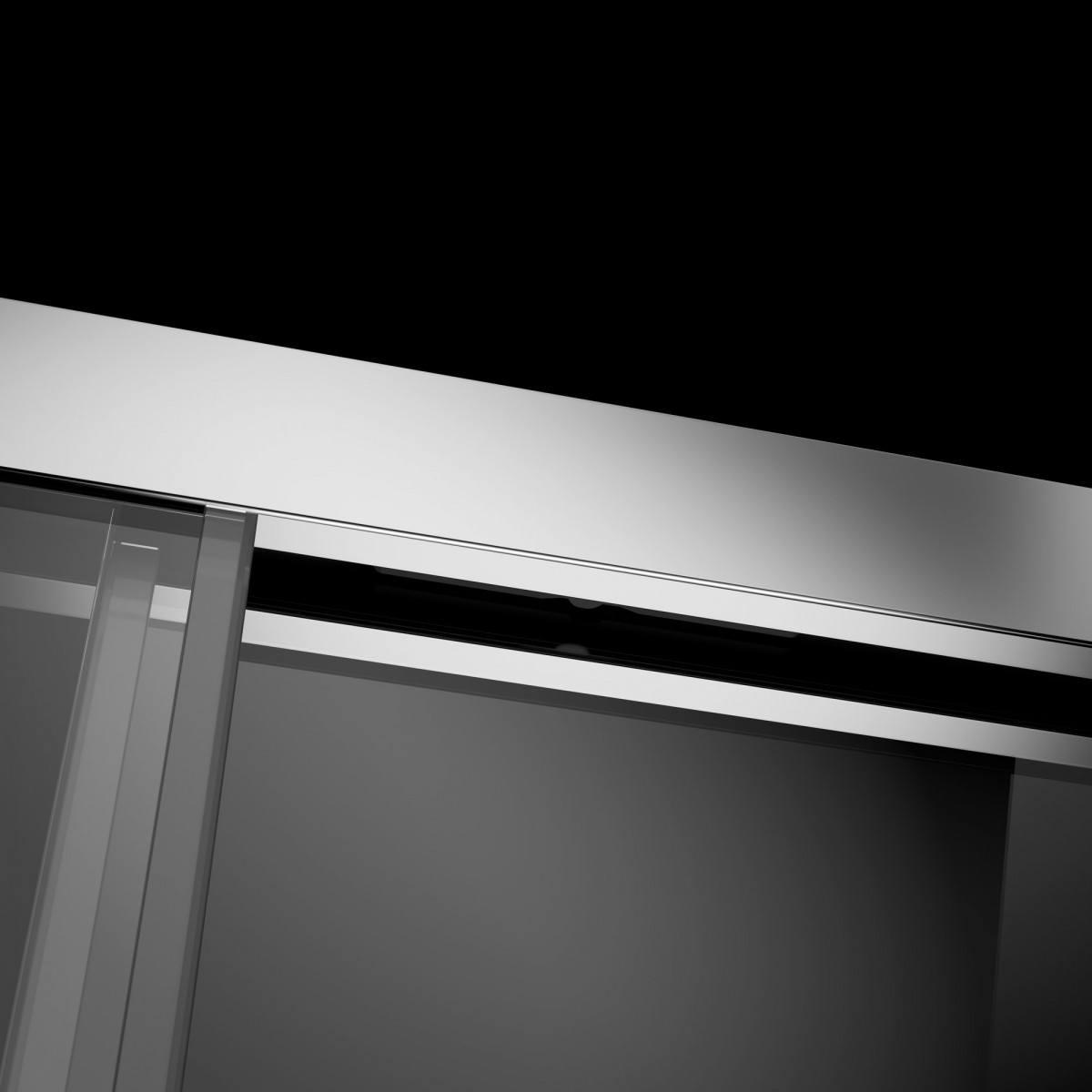 Душевой уголок Radaway Idea KDJ 100x80 прозрачное/хром