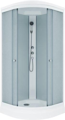 Душевая кабина Triton Риф А3 90x90 (стекло шиншилла)