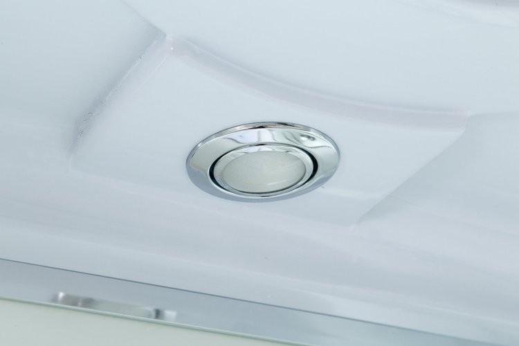 Душевая кабина Deto D90S LED