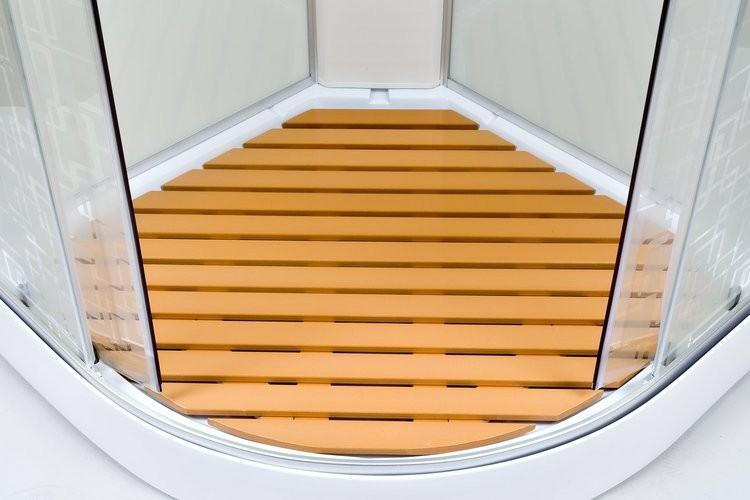 Душевая кабина Deto EM1510 100х100