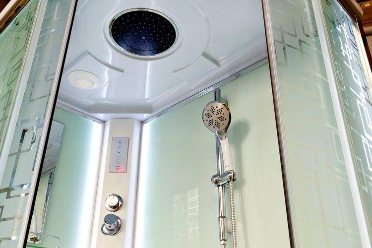Душевая кабина Deto EM1511 N R/L (без крыши)