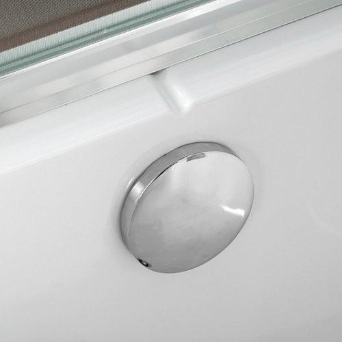 Душевая кабина Deto EM4517 170x85 LED (с гидромассажем)