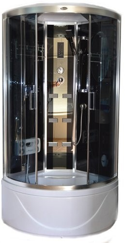 Душевая кабина Niagara NG-911S 115х115 с баней
